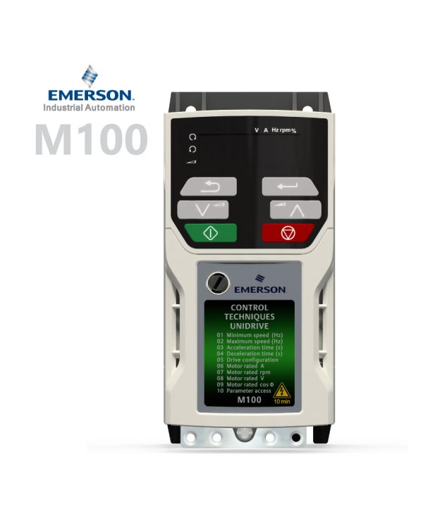 Emerson Unidrive M100