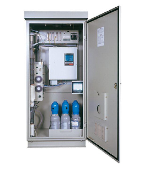 Gas Analyzers Flue Gas Analyzer System ZSU