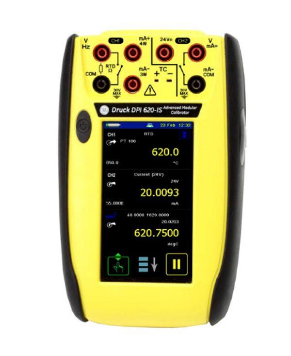 GE Druck DPI 620 IS Multifunction Calibrator HART Communicator 2