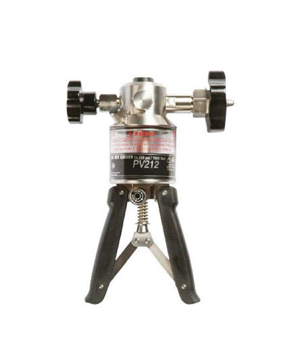 GE Druck PV212 Hydraulic Hand Pump