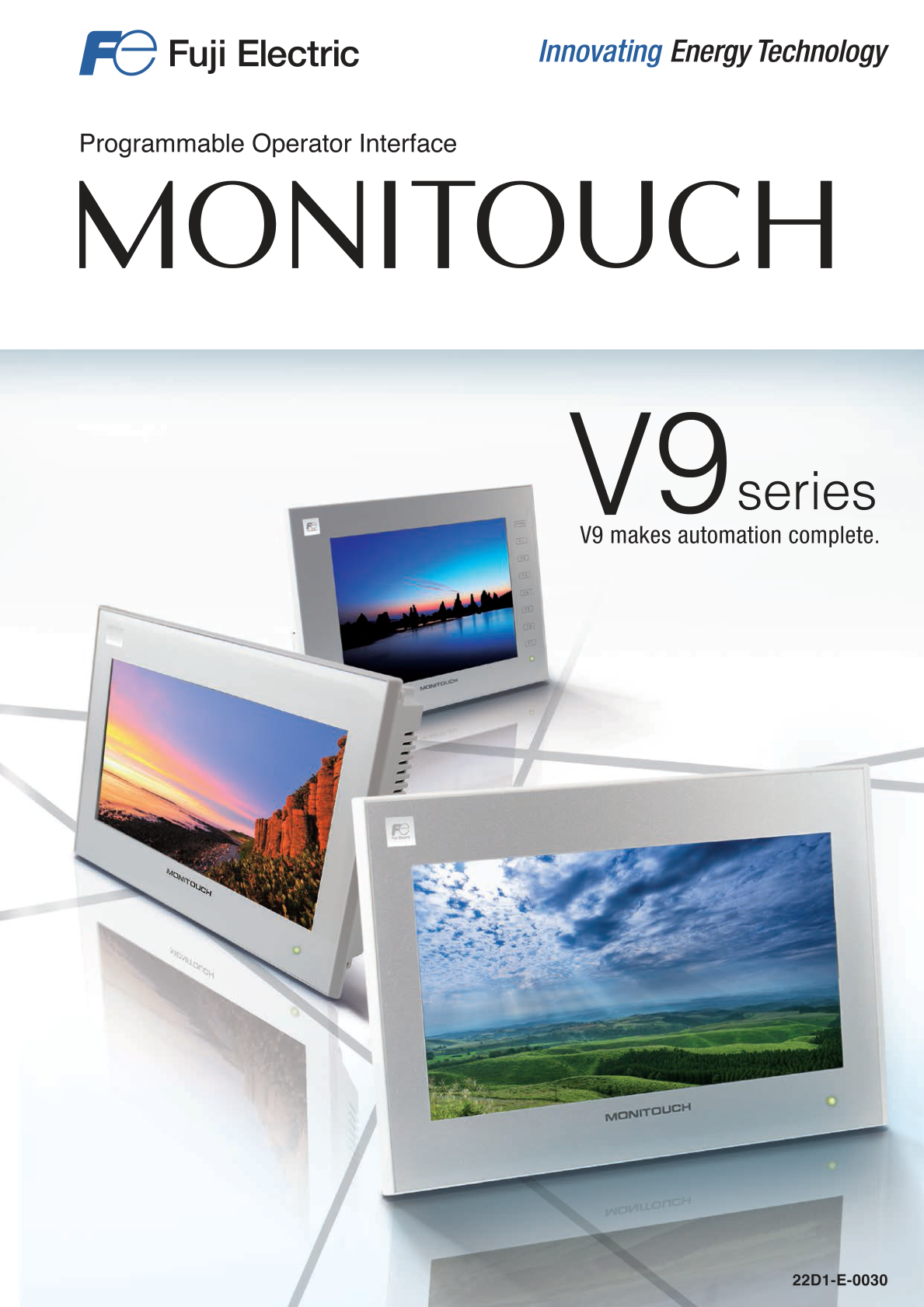 MONITOUCH 英文