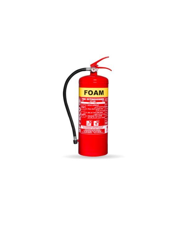 Portable Foam Fire