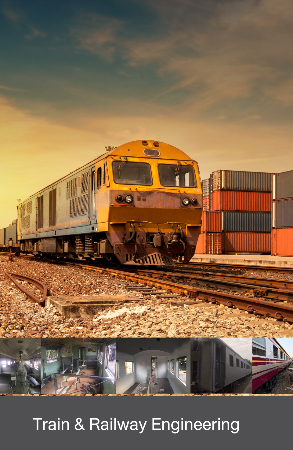 Train Railway Engineering Divition
