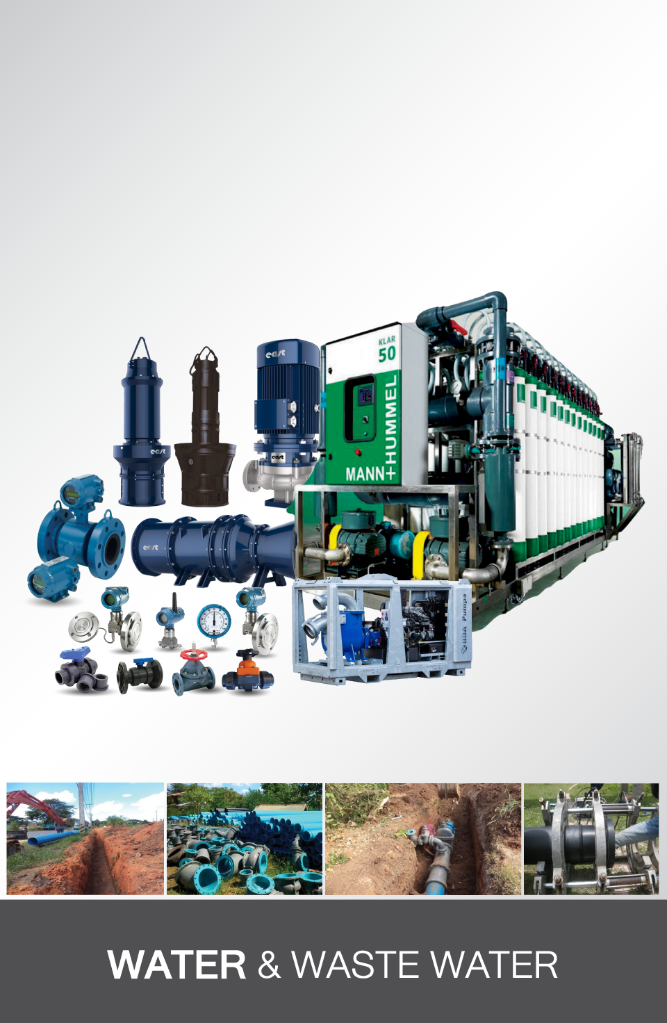 Water Waste Water Divition