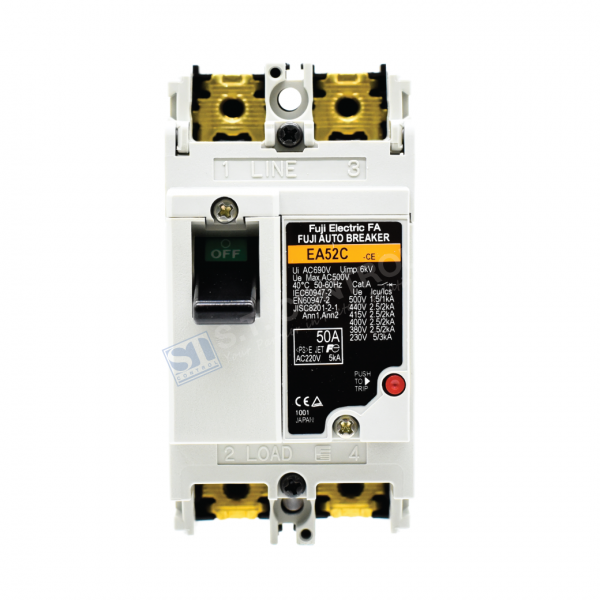 EA52C CE 2P 050 1
