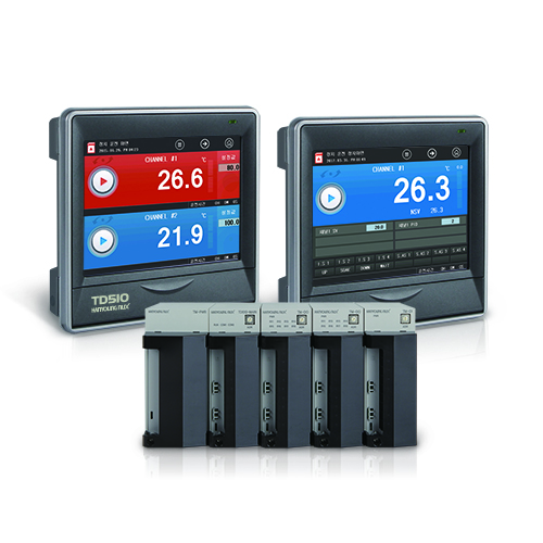 TD510 TD511 Programmable temperature controller