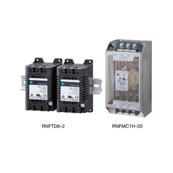 Fuji Electric Noise Suppression Filters RNFTD RNFMC series