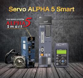 Fuji Electric Servo Motor Systeme ALPHA5 Smart